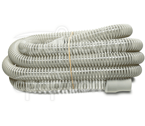 Image for 9 Foot Long 19mm Diameter CPAP Hose with 22mm Rubber Ends