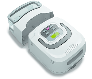 Image for RESmart™ CPAP Machine with RESlex with Heated Humidifier