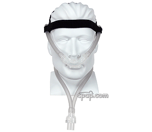Image for Nasal Aire II Prong CPAP Mask with Headgear
