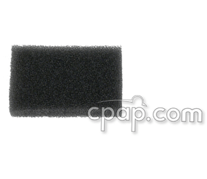 Image for Reusable Black Foam Filters for M Series, PR System One and SleepEasy Series (1 Pack)