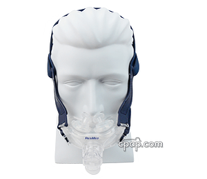 Image for Mirage Liberty™ Full Face CPAP Mask with Nasal Pillows With Headgear