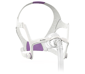 Image for AirFit™ N20 For Her Nasal CPAP Mask with Headgear