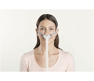 Image for AirFit™ P10 For Her Nasal Pillow CPAP Mask with Headgear