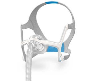 Image for ResMed AirTouch™ N20 Nasal CPAP Mask with Headgear