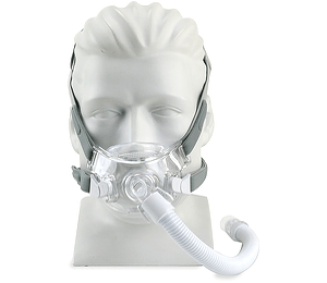 Image for Amara View Full Face CPAP Mask with Headgear - Fit Pack