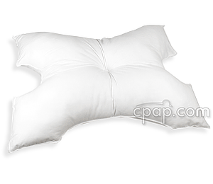 Image for Breathe-free Hypoallergenic CPAP Pillow with Pillowcase