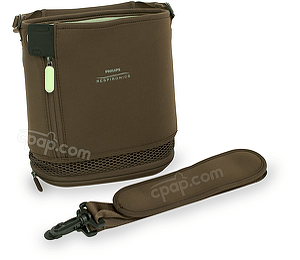 Carry Bag and Strap for SimplyGo Mini Portable Oxygen Concentrator
