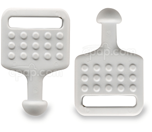 Image for Ball & Socket Headgear Clips for Comfort Series Masks (2 pack)