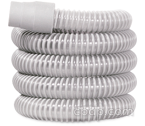 Image for Standard CPAP Hose (CPAP Tubing) - 6 Foot Long 19mm Diameter with 22mm Rubber Ends