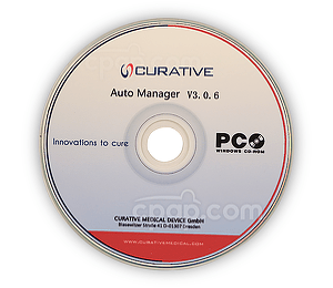 Image for AutoManager Software for Curasa CPAP Machines