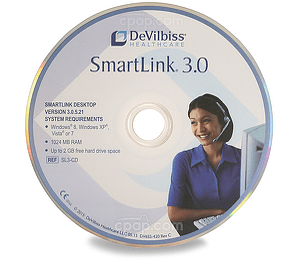 Image for SmartLink 3.0 CD for DeVilbiss IntelliPAP and IntelliPAP 2 Machines
