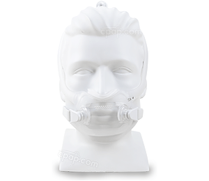 Image for DreamWear Full Face CPAP Mask with Headgear (Small and Medium Frame Included)