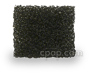 Image for Reusable Black Foam Filters for iCH CPAP Machines (5 Pack)