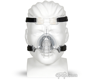 Image for FlexiFit HC407 Nasal CPAP Mask with Headgear