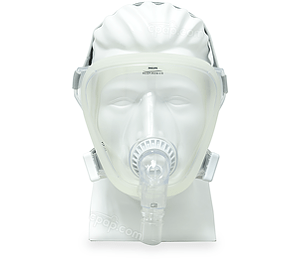 Image for FitLife Total Face CPAP Mask with Headgear