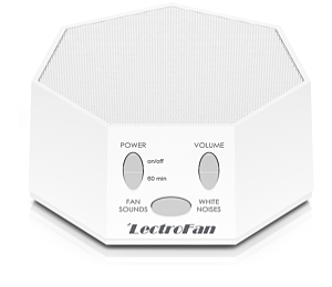 Image for LectroFan White Noise Sound Machine