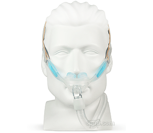 Image for Nuance & Nuance Pro Nasal Pillow CPAP Mask with Gel Nasal Pillows