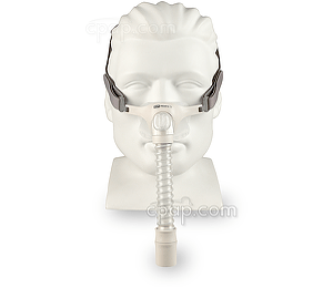 Pilairo Q Nasal Pillow CPAP Mask with Adjustable Headgear (Mannequin not Included)