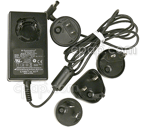 Image for Transcend Universal AC Power Supply with Plug Adapters