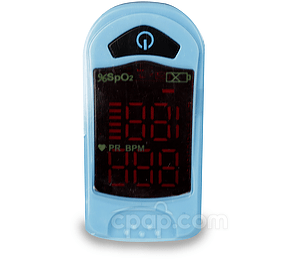 Image for Digital Finger Pulse Oximeter