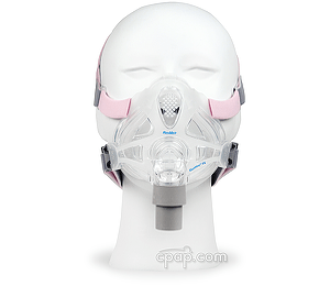 Image for Quattro™ FX For Her Full Face Mask with Headgear