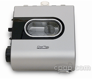 resmed h5i heated humidifier for s9 series top