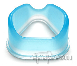 respironics comfortgel blue nasal cpap mask cushion angle