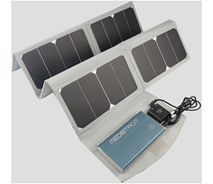 Image for Medistrom 50-Watt Solar Charger for Pilot-12 and Pilot-24