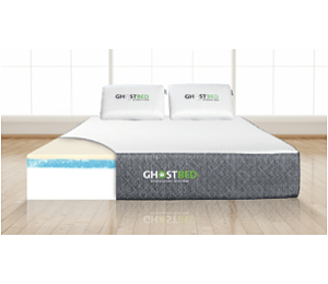 the ghostbed mattress layers 3