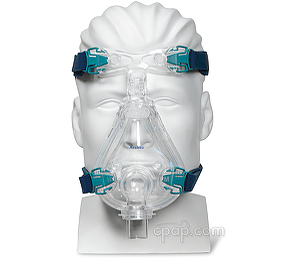 Image for Ultra Mirage™ Full Face CPAP Mask with Headgear