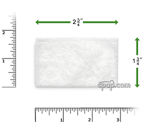 viasys orion pegasus disposable filter top rulers
