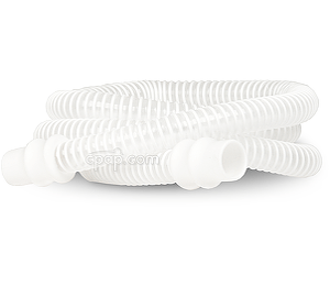 White 6 Foot Performance Tubing (22mm) - coiled