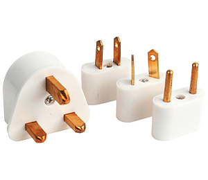 Image for World Traveler Power Adapter Plugs