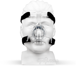 Image for Zest Q Nasal CPAP Mask with Headgear